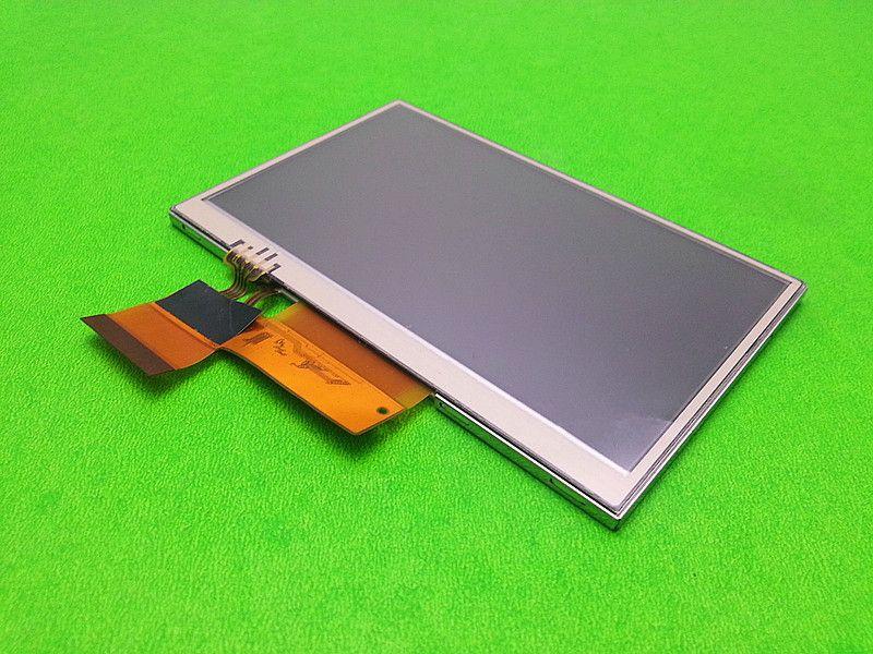 Original 4.3 inch for garmin nuvi 1300 1300W GPS LCD display Screen LQ043T1DH41 LCD screen+Touch Panel