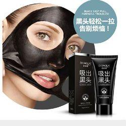 BIOAQUA Blanchiment Crème Visage Soins Aspiration Masque Noir Masque Facial Nez Comédons Peeling Peel Off Acné Traitements