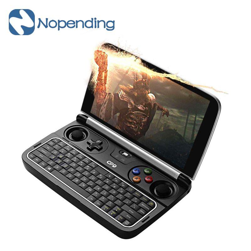 Original GPD WIN 2 Gamepad Tablet PC Intel Core m3-7Y30 Quad Core 6,0 Zoll 1280*720 Windows 10 8 GB/128 GB SSD Gamepad Game Player