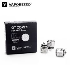3pcs/lot Vaporesso GT4 GT8 GT2 GT6 GT CCELL Revenger Coil NRG Tank Replacement Vape Core Also Fit for Stick V8 TFV8 Baby Tank