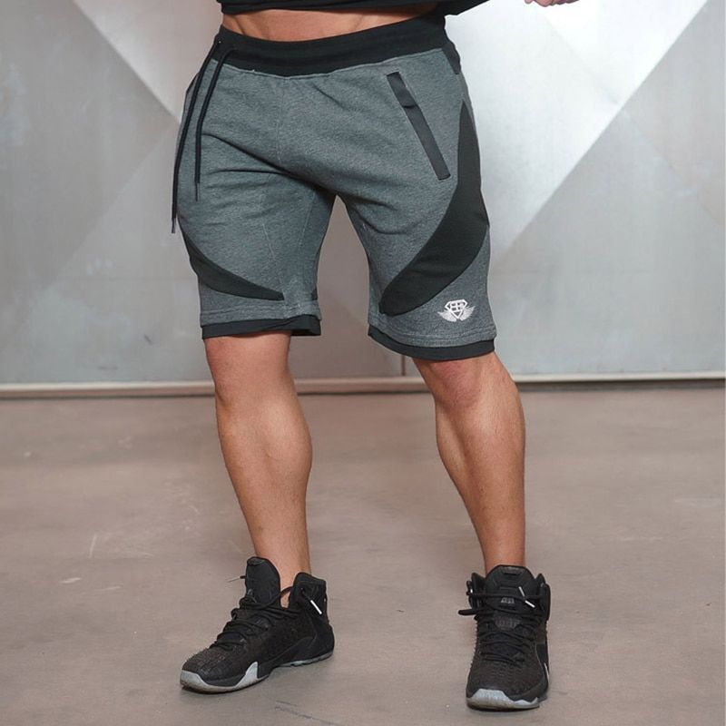 2017 Новый летний Для мужчин S Шорты для женщин sporgymt Повседневное короткие брендовая одежда мальчиков Шорты для женщин Для мужчин Jogger Мотобрю...