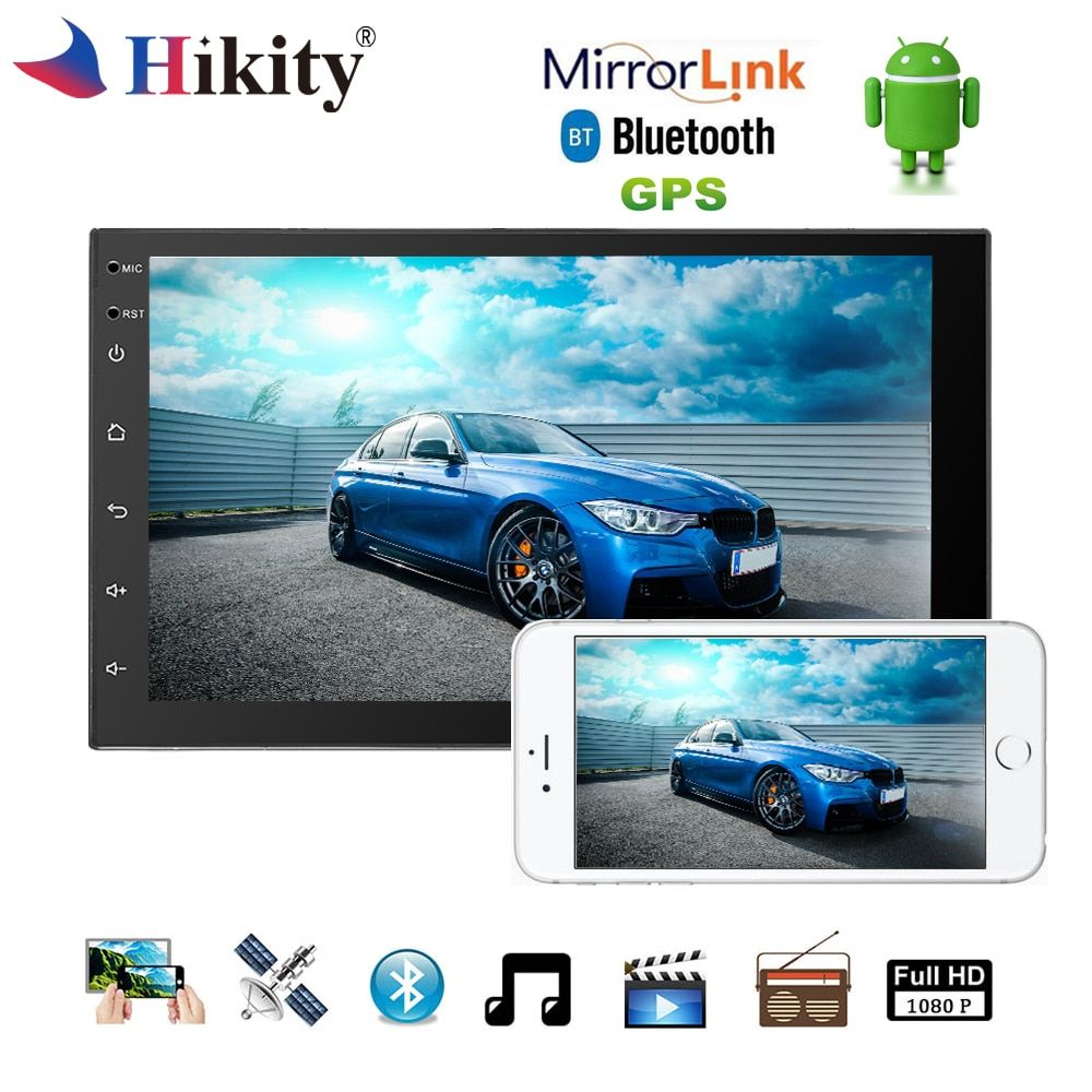 Hikity Android Car Multimedia Player 7