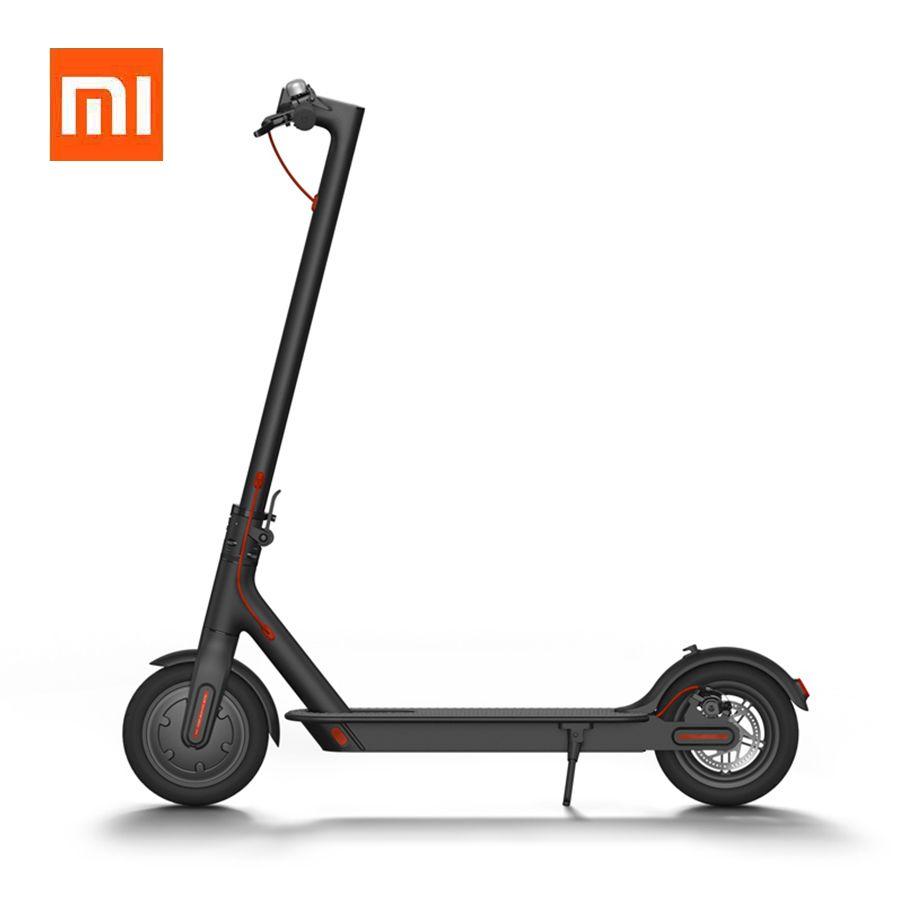 Original Xiaomi Smart Electric Scooter Foldable Lightweight Long Board Skateboard Electric Scooter