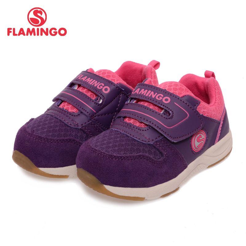 Фламинго 2018 новое поступление весна и осень дышащие кроссовки для детей высококачественная модная детская спортивная обувь для мальчиков ...