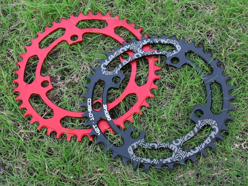 DECKAS 104BCD 40/42/44/46/48/50/52T Mountain Bicycle Chainwheel MTB bike crankset Aluminum  Chainring