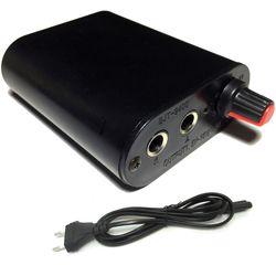 Tato Sumber Digital Mini Tato Power Supply Tugas Berat Tato Power Perlengkapan Peralatan untuk Linner Shader Mesin Senjata