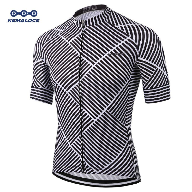 2019 Cheap Short Sleeve Cycling Jersey Digital Printing Sublimation Cycling Top Blank Polyester Professional Cyclist Bike Shirts
