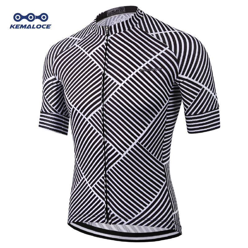 2019 <font><b>Cheap</b></font> Short Sleeve Cycling Jersey Digital Printing Sublimation Cycling Top Blank Polyester Professional Cyclist Bike Shirts
