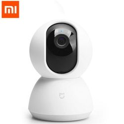 Original Xiaomi Mijia Smart Camera IP Camera Camcorder 360 Angle Panoramic WIFI Wireless 720P Magic Zoom Night Vision
