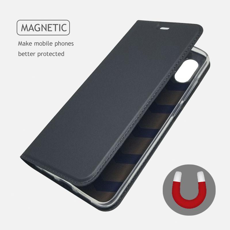 For Xiaomi MI 8 Case Soft PU Stand Book Cover Card Slot Wallet Leather Flip Case For Xiaomi MI8 MI 8 Lite SE UD Case Coque New