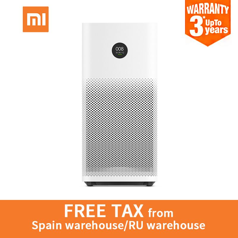 2017 New Arrival Xiaomi Mi Air Purifier 2S sterilizer addition to Formaldehyde cleaning Intelligent Household Smart APP WIFI