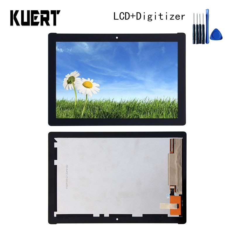 For ASUS ZenPad pad 10 Z300C Z300M P00C Panel LCD Combo Touch Screen Digitizer Glass LCD Display Assembly Accessories Parts