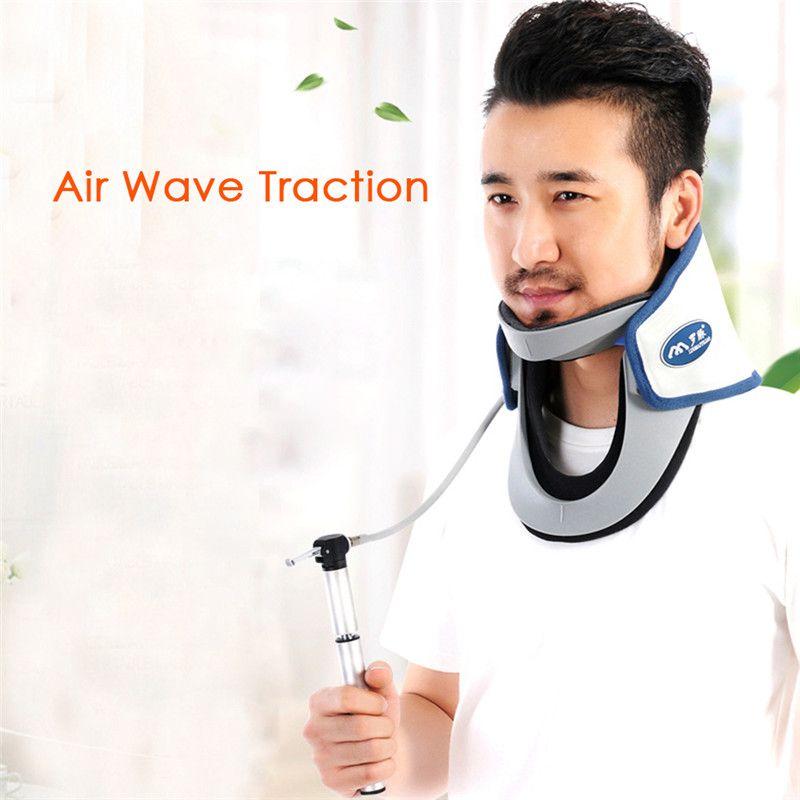 Marque Cou dispositif de traction ménage étiré de traction cervicale gonflable cervicale arthrose cervicale col suspendus cou