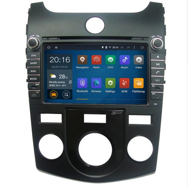2018 4G LTE 8inch Android 8.0! 32G 1024*600 octa core car multimedia DVD player Radio GPS For KIA CERATO / FORTE/KOUP 2008- 2011