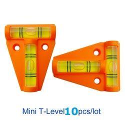 10xMini T-Level Tool RV Camper Tralier Motorhome Truck Boat Parts Accessories Console Table Measurement Level Bubble