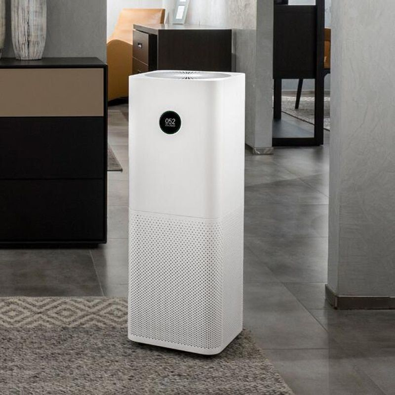Original Xiaomi Air Purifier Pro Intelligent OLED Display CADR 500m3 / h 60m3 Wireless Smartphone APP Control Household Applianc