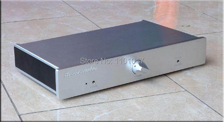 Weiliang Breeze Audio Replica German MBL6010D pre-amplifier HIFI EXQUIS hi-end preamp XLR input WBAMBL6010DS