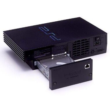 BitFunx @ 8 mb FMCB + SATA HDD adapter + 320 gb SATA HDD mit 70 spiele installiert für PS2 FETT konsole für playstation 2