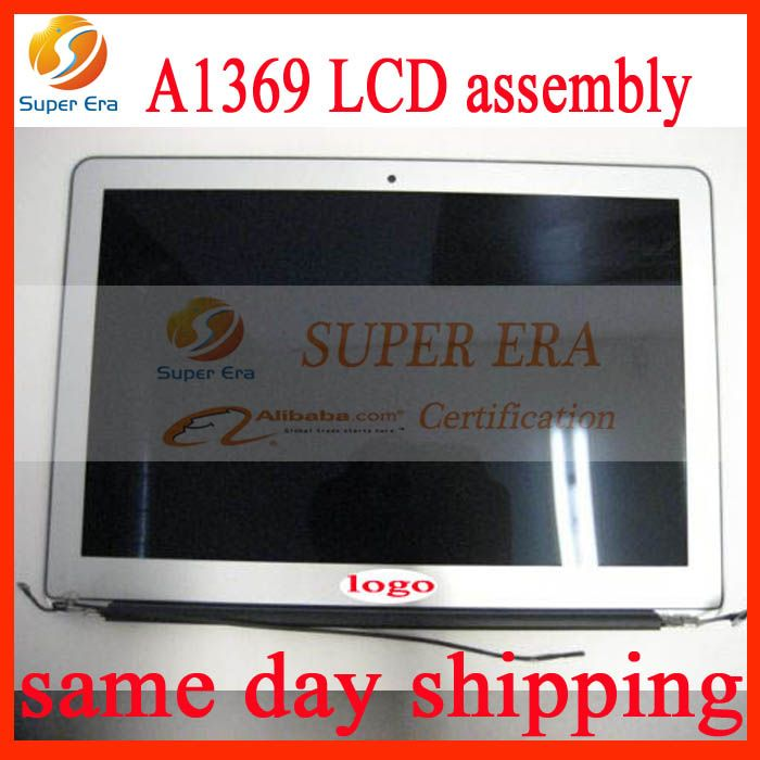 Original New A1369 A1466 Display Assembly for Macbook Air 13