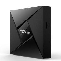 Tanix TX9 Pro Android 7.1 TV Box Amlogic S912 Octa-core CPU Set-top TV Box 3GB 32G BT4.1 2.4G 5.8G wifi 1000M LAN Smart TV Box
