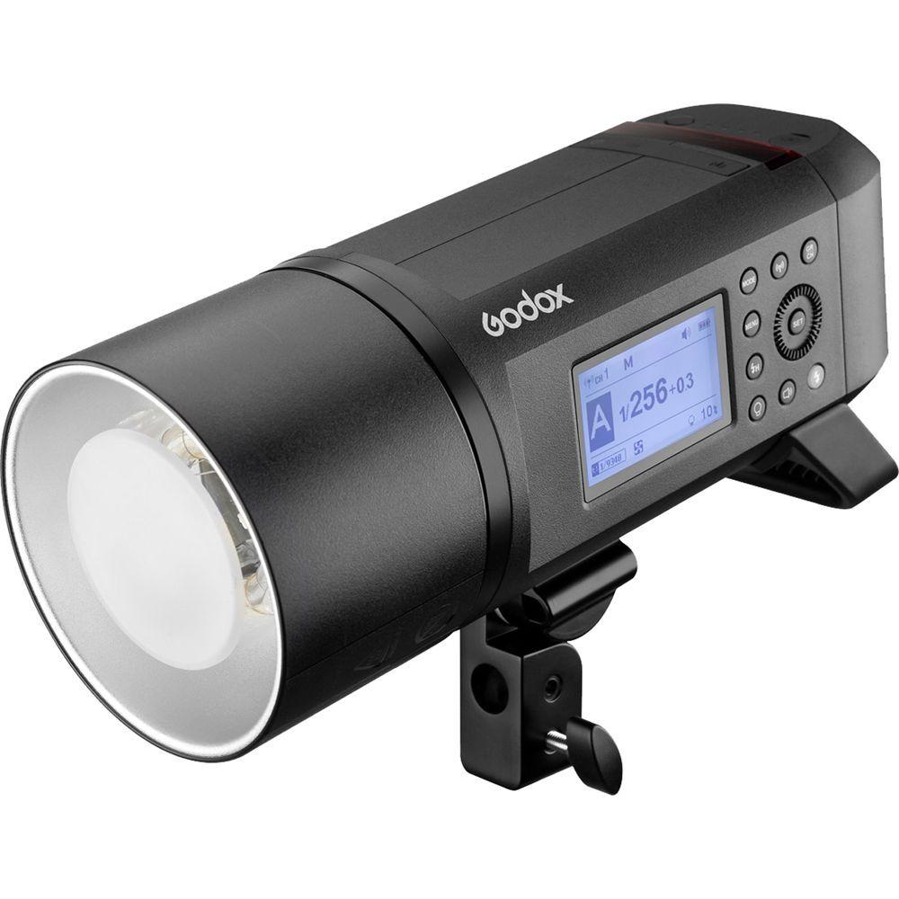Godox AD600Pro Witstro mit Eingebaute Godox 2,4G Wireless X System 600Ws TTL HSS Li-on Batterie Alle- in-Einem Outdoor-