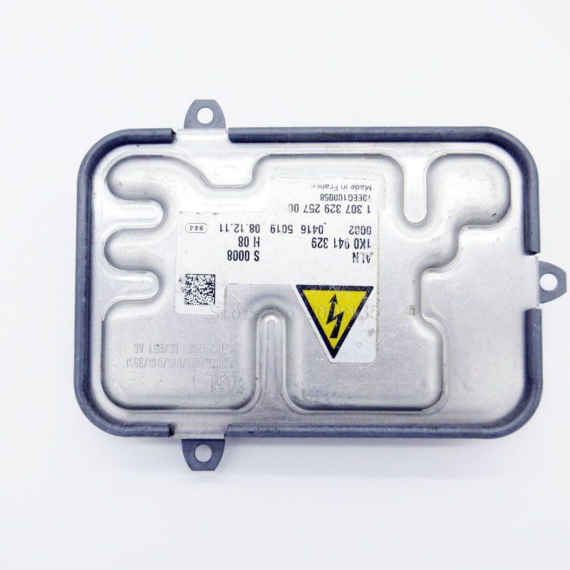 100% original OEM:1K0941329 10EEG1000 130732925700 Xenon HID Ballast Control Unit Module Kit For VW Touran Passat CC Skoda Yeti