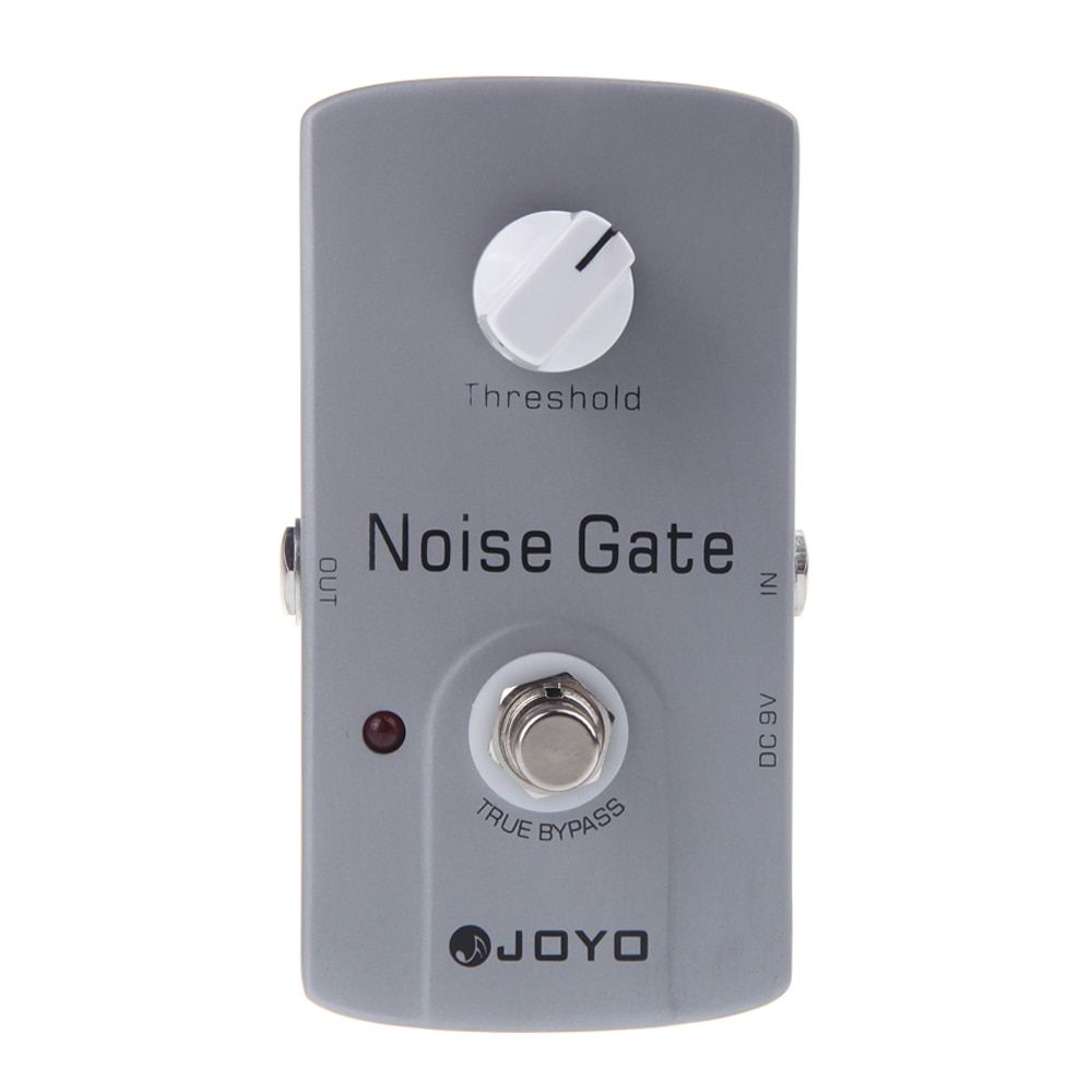 Gate Electric Guitar Effect Pedal Noise Suppressor True Bypass Design Electric Guitar Musical Instrument Tools