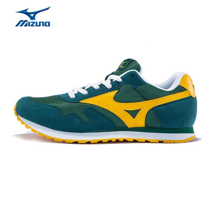 MIZUNO Men's SKYROAD Walking Shoes Retro Leisure Sneakers Comfort Breathable Sports Shoes D1GA161139 XMR2572