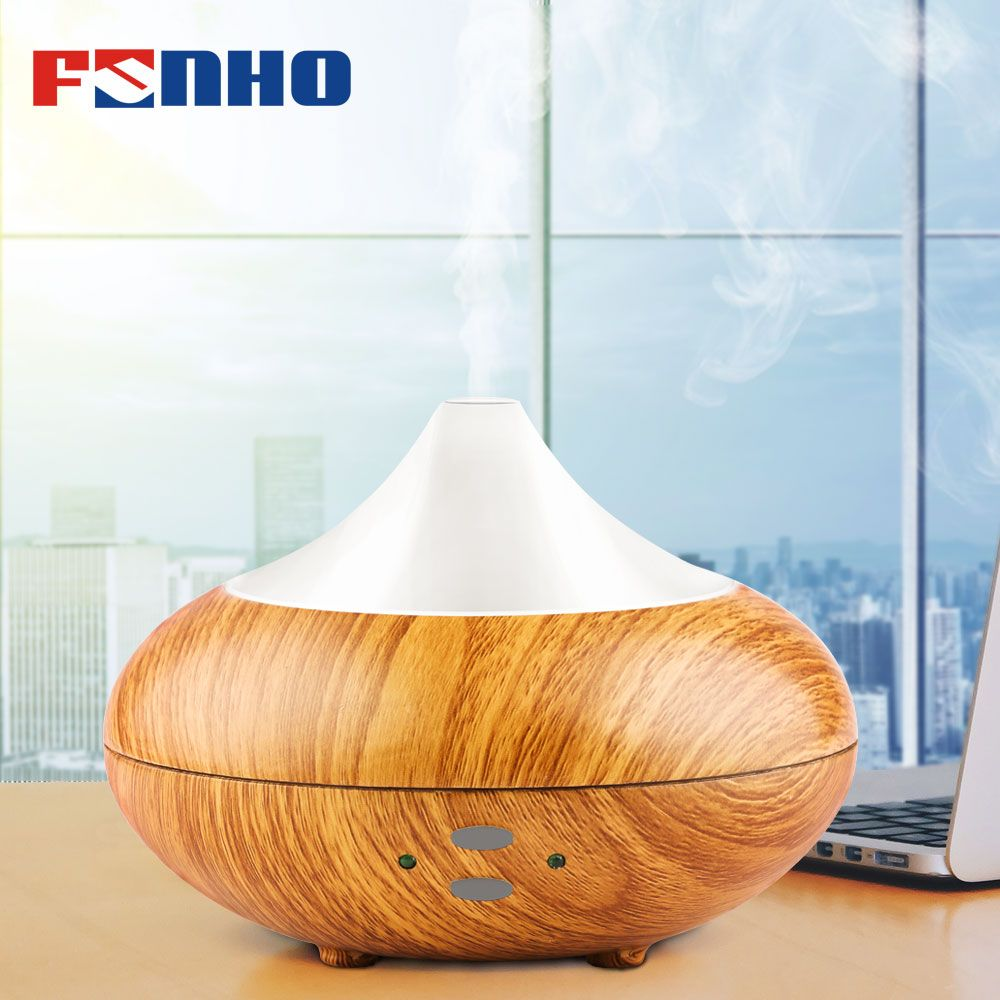 FUNHO Aroma Humidifier Ultrasonic Air Essential Oil Diffuser USB Charging Night Light Steam Mist Maker Aromatherapy For Home 507