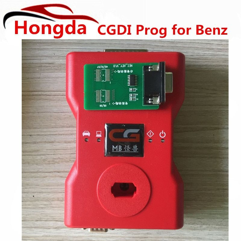 CGDI Prog MB for Benz Car Key Add Fastest for Benz Key Programmer Support All Key Lost