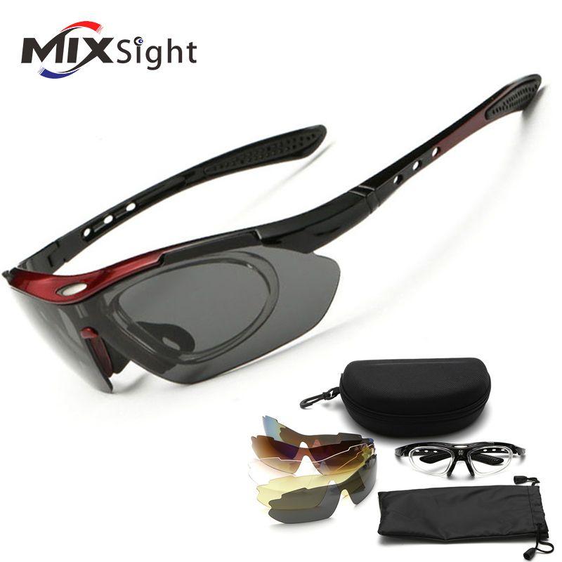 ZK30 lunettes de soleil polarisées pour le sport Cyclisme Conduite De Protection Anti-Buée Lunettes UV lunettes de protection Lunettes de Sécurité livraison directe