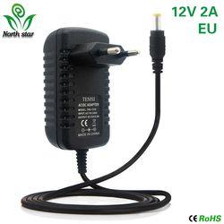 Светодиодные ленты 2A US EU Plug Питание адаптер переменного тока 110 V-240 V DC/DC 12 V пульт дистанционного управления ИК 24Key 44Key для SMD 5050 3528 rgb Led