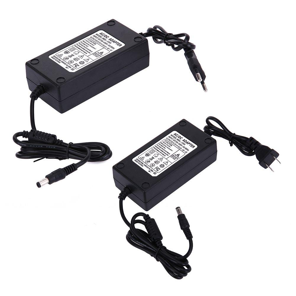 13,5 V 5A Schaltnetzteil AC DC Adapter Dual Kabel Converter Spannungsregler Power Adapter 5.5x2.1-2,5 mt