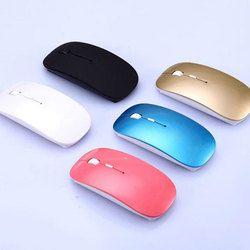 D'origine 2400 DPI Portable Mini USB Souris Sans Fil Souris Ergonomique optique Gaming Souris Sem Fio Pour PC Ordinateur Portable Pro Gamer