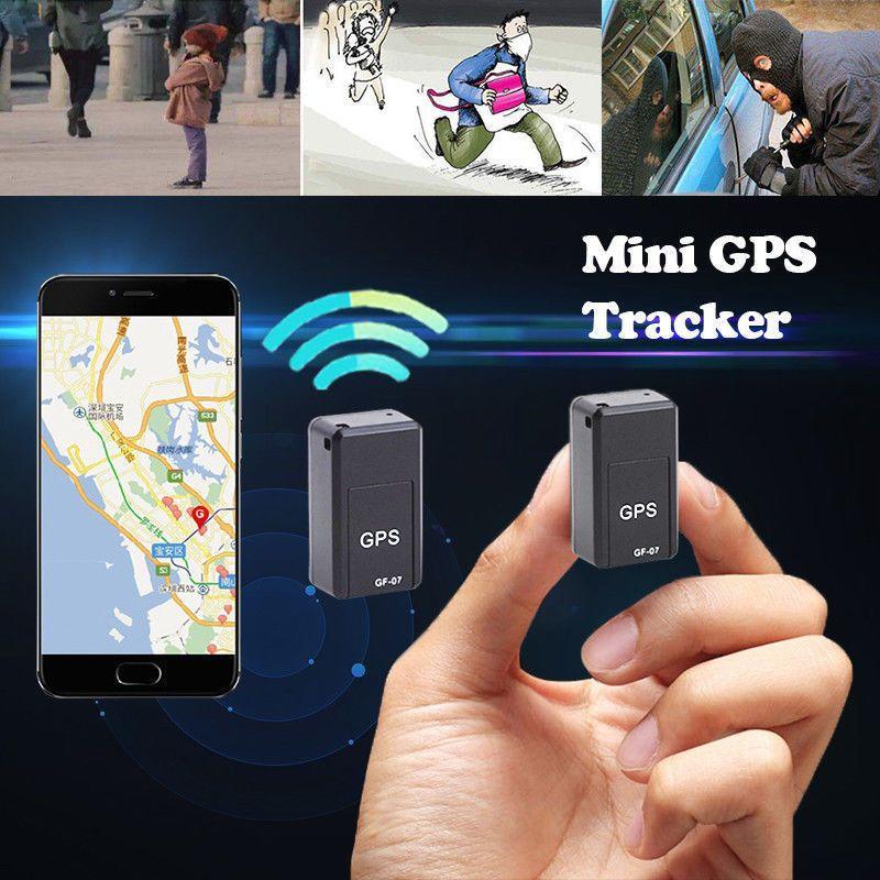 Mini GPS Tracker Car GPS Locator Tracker Car Gps Tracker Anti-Lost Recording Tracking Device Voice Control Can Record