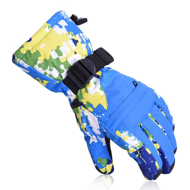 Freies verschiffen neue skihandschuhe snowboard-handschuhe Snowmobile Motorrad winter handschuhe Winddicht Wasserdicht schnee handschuhe Herren