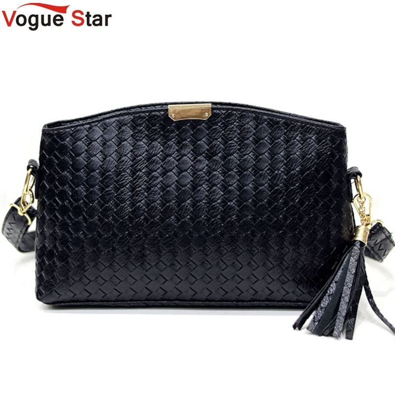 Vogue Star Fashion Small Bag Women Messenger Bags Soft PU Leather Handbags Crossbody Bag Women Clutches Bolsas Feminina LS480