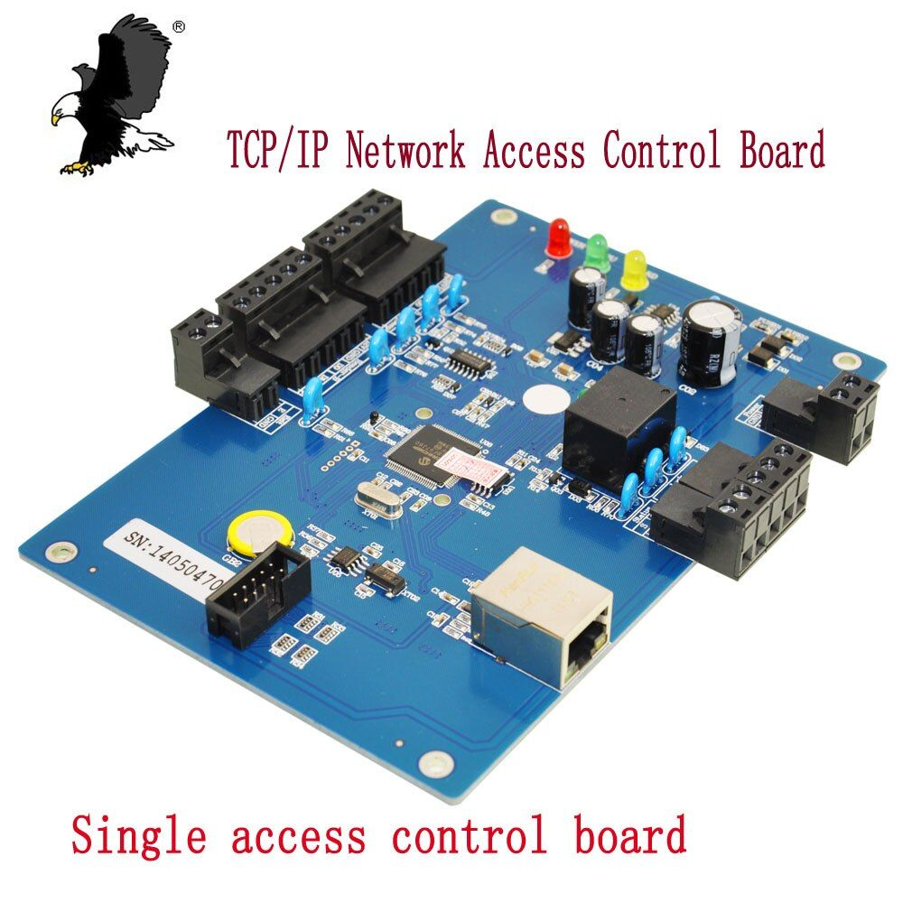 Direct Factory Generic Wiegand CA-3210BT TCP/IP Network Access Control Board One Door Two Ways Support WG26 Carea