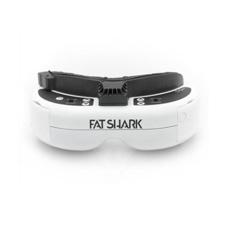 FatShark Dominator HDO 4:3 OLED Display FPV Video Brille 960x720 für RC Drone