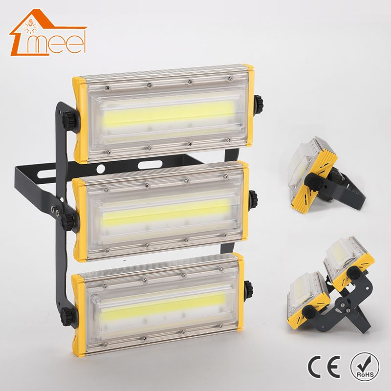 IP66 Waterproof LED Flood Light 50W 100W 150W 220V 230V 240V Outdoor <font><b>Spotlight</b></font> LED Projecteur LED Exterieur Wall Lamp Projectors