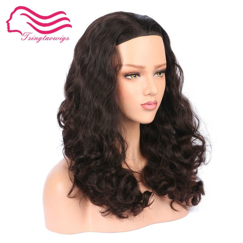 Customized made European virgin hair regular bandfall wig heandfall , jewish bandfall wig , normal full wig free