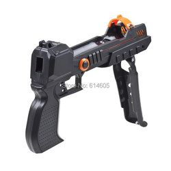 Precision Shot Hand Gun for Sony PS3 PS Move Motion Controller Shooting Game