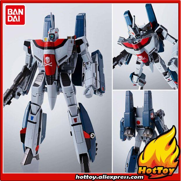 BANDAI Tamashii Nation HI-METAL R Action Figure - VF-1A Super Valkyrie (Hikaru Ichijyou Custom)