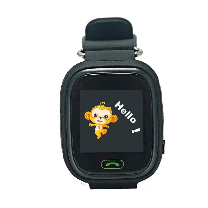 Q90 GPS отслеживания часы Сенсорный экран WI-FI местоположение GPS Смотреть Дети sos-вызов Finder трекер для детей безопасный GPS часы Q50 q60