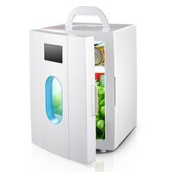 2016 Limitada 10l Pequeño Refrigerador de Refrigeración/calefacción Función Barato Venta Oficina Congeladores Nevera Portátil Compacto-2 ~ 60 grado