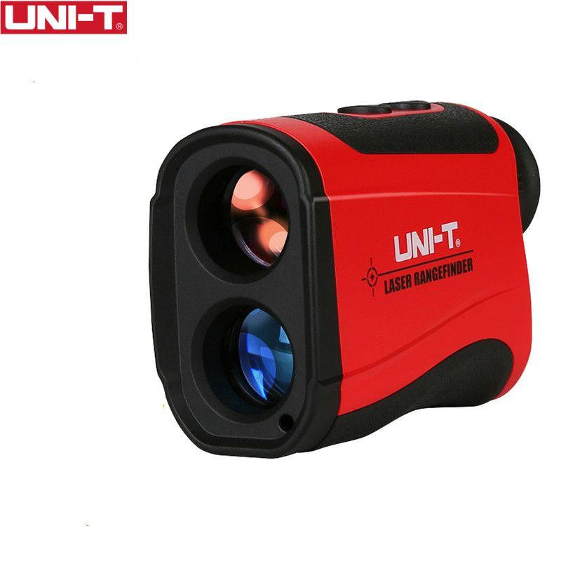 UNI-T Laser Rangefinders Series 6X Telescope Accuracy 1yd LR600m LR800m LR1000m Laser Distance Meters Monocular