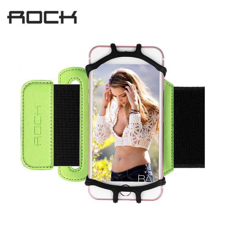 Rock Universal Poignet Cas pour iPhone 7 6 s 5 5S courir Sport Couverture Titulaire pour Samsung Galaxy Huawei Vélo Cas couverture