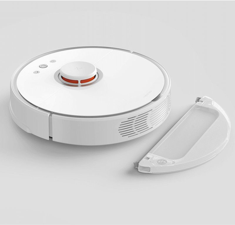 2018 New Roborock S50 Xiaomi Mi <font><b>Robot</b></font> Vacuum Cleaner 2 Planned Cleaning Vacuum Cleaner for Home Sweep Wet Mop App Control