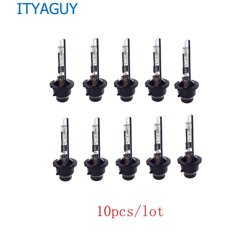 10PCS Headlight Bulb D2S D2R D4S D4R 90981-20005 90981-20008 90981-20013 90981-20024 for T*OYOTA LEXUS CAMRY CELICA LAND CRUISER
