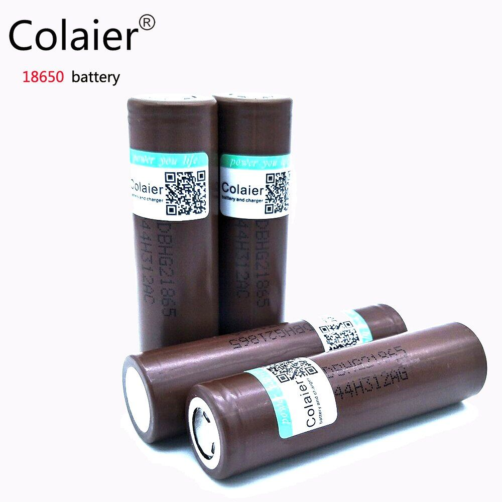 Colaier 100% original Für LG HG2 18650 3000 mAh batterie 3,7 V entladung 20A Gewidmet elektronische zigarette batterie